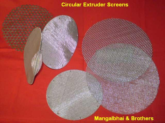 Extruder Screens, Circular Wire Mesh Screen,Wire Mesh Circle, Perforated Metal Sheet, Filter,Wire Mesh, Dutch weave wire mesh